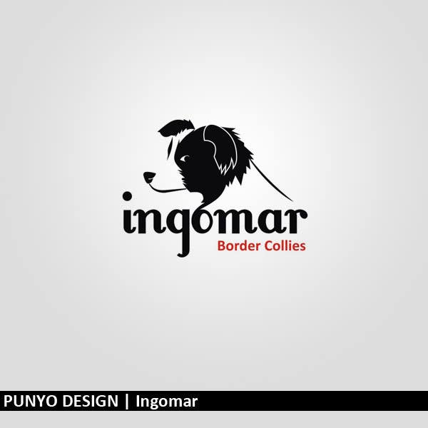 #291 for Logo Design for Ingomar Border Collies by punyo