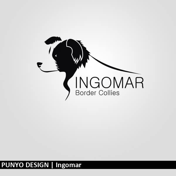 #261 for Logo Design for Ingomar Border Collies by punyo