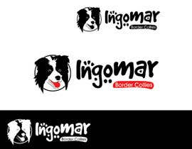 #105 for Logo Design for Ingomar Border Collies af winarto2012