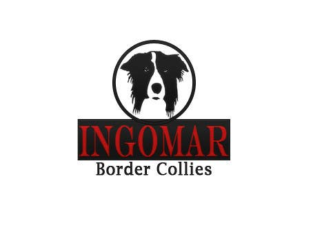 Konkurrenceindlæg #329 for Logo Design for Ingomar Border Collies