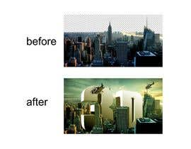 #3 for exterior 3d post production effects and environement by dewiwahyu