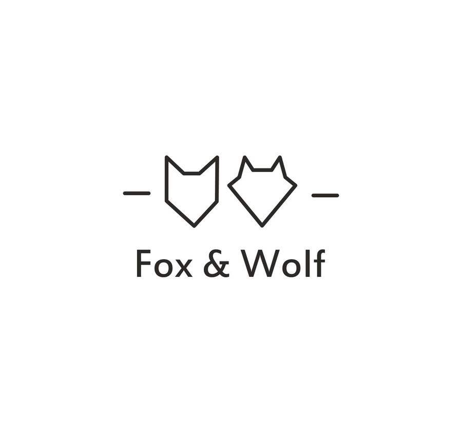 entry 99 by lench for fox and wolf logo design freelancer