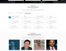 #16 for Design a mock for one page website by sudpixel