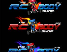 nº 66 pour Logo Design for The RC Body Shop - eBay par MJBenitez