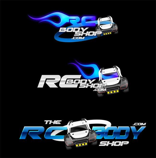 Proposition n°                                        58                                      du concours                                         Logo Design for The RC Body Shop - eBay