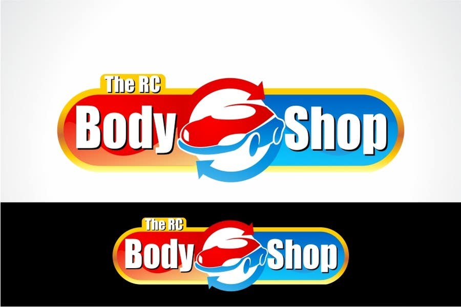 Proposition n°                                        20                                      du concours                                         Logo Design for The RC Body Shop - eBay