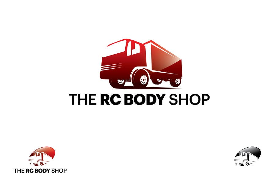 Proposition n°                                        17                                      du concours                                         Logo Design for The RC Body Shop - eBay