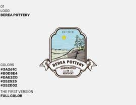 #44 for Design a Logo for Berea Pottery by ALADDIN09