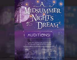 #18 for Midsummer Night's Dream Audition flyer by SLP2008