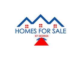 "marfi78689 tarafından Design a Logo for ""Homes For Sale St George"" için no 199"