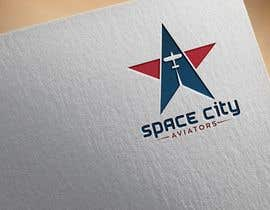 #85 for Space City Aviation Logo by wordlessworlddz