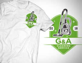 #43 for Design a Logo for G&A Cleaning Services by taquitocreativo