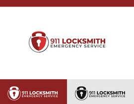 #67 for Logo for a locksmith company by irisharmy