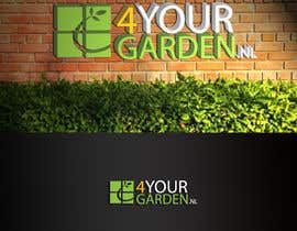 nº 235 pour Logo Design for 4yourgarden.nl par RBM777