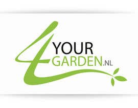 #349 for Logo Design for 4yourgarden.nl af RBM777