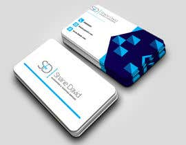 #29 for Business card design by tusharpixel