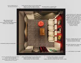 #5 for Home theater interior design af Antonaq