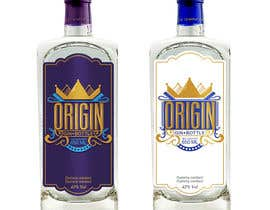 #34 for Logo and Label Design for Craft Gin Brand av kunjanpradeep