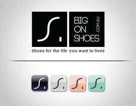 nº 344 pour Logo Design for Big On Shoes par Filcaro