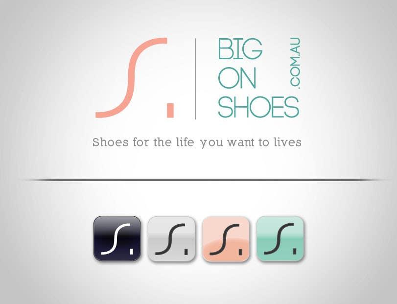Inscrição nº 349 do Concurso para Logo Design for Big On Shoes