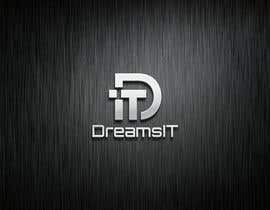 #810 for Design a logo for a company: DreamsIT by mamunfaruk