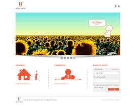 #116 untuk Website Design for Vibrant Energy Solutions oleh WebofPixels