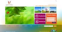 Graphic Design Konkurrenceindlæg #118 for Website Design for Vibrant Energy Solutions
