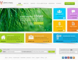 #81 untuk Website Design for Vibrant Energy Solutions oleh Bkreative