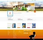 Graphic Design Конкурсная работа №35 для Website Design for Vibrant Energy Solutions