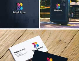 #418 for Design a Logo for Blockrazor by firstidea7153
