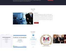 #34 for Design a frontpage and banner for a new site by eplanetsoftindia