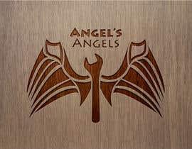 """#8 para Design a Logo for my handyman business called """"Angel's Angels"""" por sebastianoliver"""
