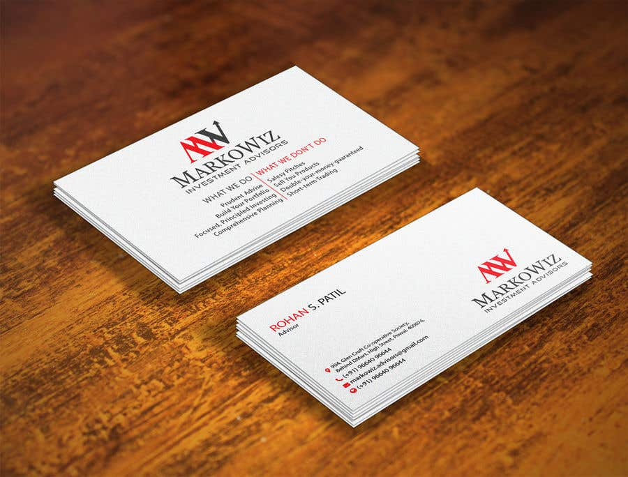 Entry #133 by rumon078 for Design some Business Cards | Freelancer