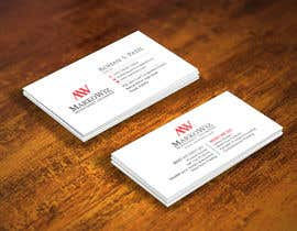 #95 for Design some Business Cards by tamamallick