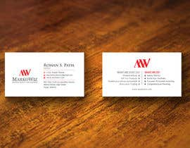 #134 for Design some Business Cards by tamamallick