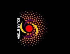 udcenamulkhan tarafından Photoshop Logo Design and Vectorisation - Black Hole / Space Storm için no 3