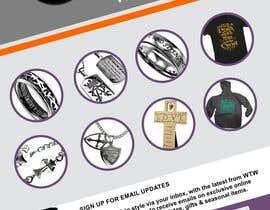 #13 for Design a Flyer for Christian Themed web store af punkdsoul
