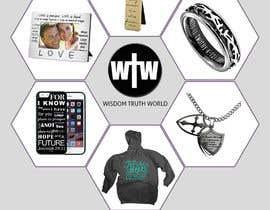 #16 for Design a Flyer for Christian Themed web store af vonnydu