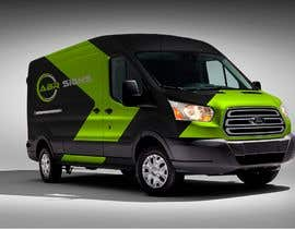 #31 for Design graphics and artwork for 2018 Ford Transit Custom van by angellopez1