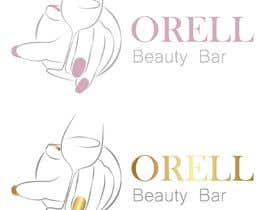 "#8 for Best logo for a beauty bar called ""ORELL BEAUTY BAR"" by salestradagarca"