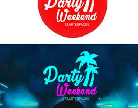 #149 for Party Weekend Logo af sarefin27