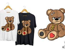 #10 for Create a Teddy Bear Logo for a shirt by Attebasile