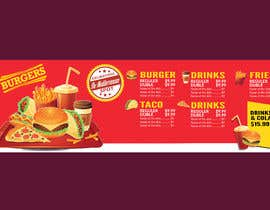 #32 for Create a catchy restaurant banner for students by sahadathossain81