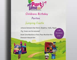 #31 for Childrens Birthday Parties by sakib415