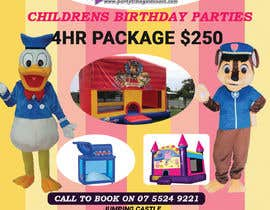 #21 for Childrens Birthday Parties by rahmanashiqur421