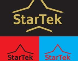 "#13 for I need a logo for my ""StarTek"" persona. I would like it to have StarTek in the logo, and with either a ""hipster"" theme or ""stars/galaxy"" theme. Minimalist art prefered. by ripelraj"