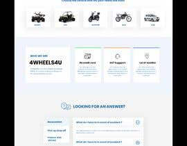 #22 for Re-Design landing page by chiku789