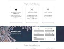 #17 for Re-Design landing page by Tengsrang