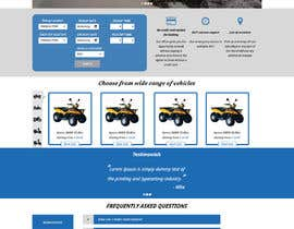 #21 for Re-Design landing page by HarshadPagare