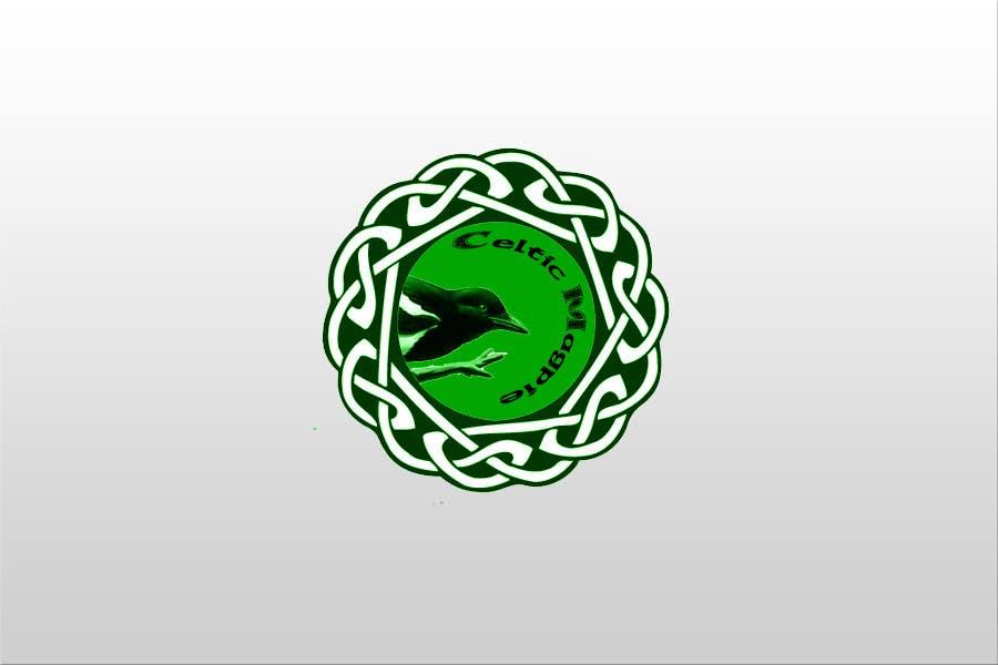 Kilpailutyö #8 kilpailussa Graphic Design for Logo for Online Jewellery Site - Celtic Magpie